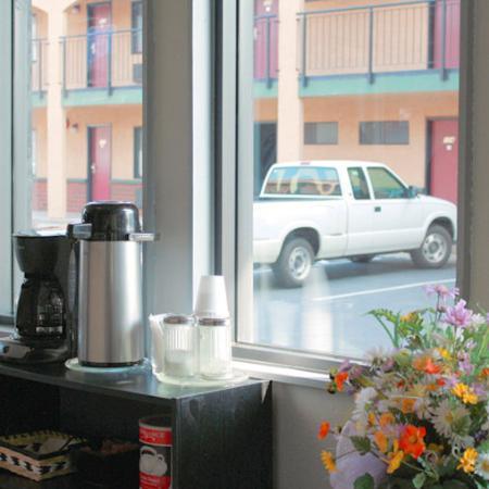 Wayside Motel West Covina Coffee