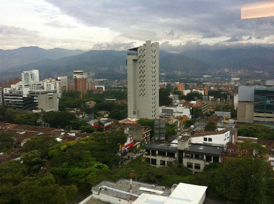 Diez Hotel Categoria Colombia: View from Hotel room