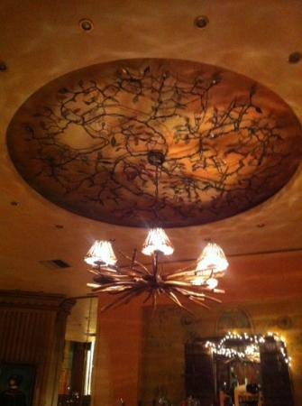 In Town: Ceiling