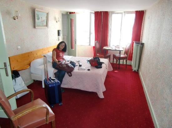 Tiquetonne: Room 606