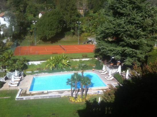 Grand Hotel Tremezzo : second pool