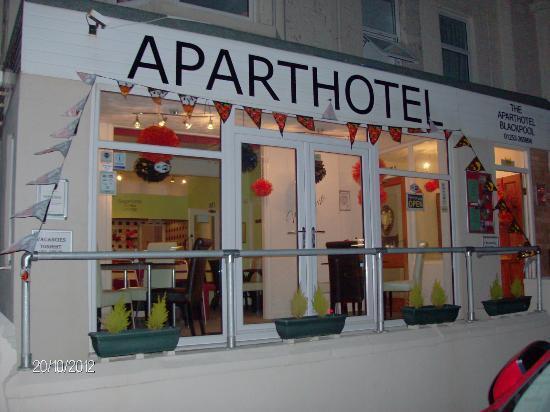 أبارتهوتل بلاكبول: Aparthotel