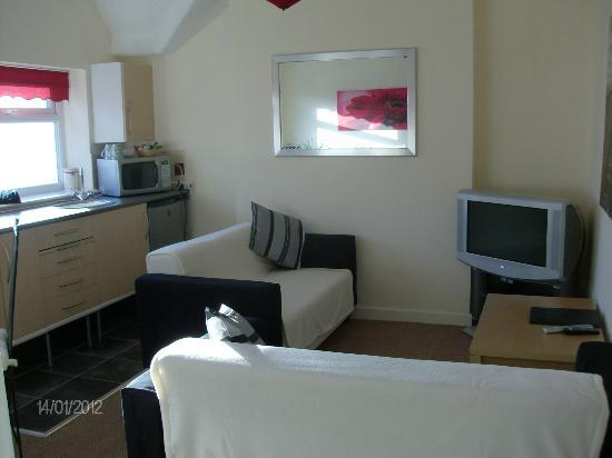 Aparthotel Blackpool: Apartment