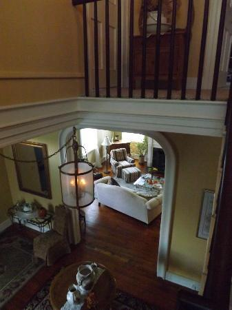 Bed & Breakfast at Oliver Phelps: view from upstairs