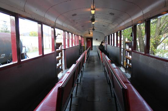 Great Smoky Mountains Railroad: Open Air Gondola