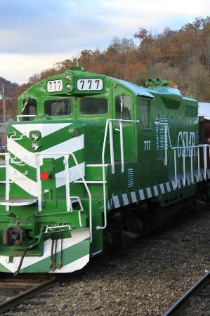 Great Smoky Mountains Railroad照片