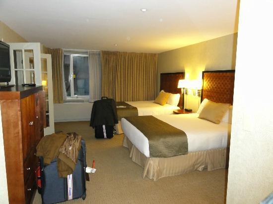 Skyline Hotel: Junior Suite