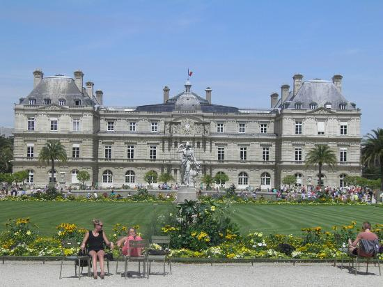 The gardens in winter picture of luxembourg gardens paris tripadvisor - Jardin de luxembourg hours ...