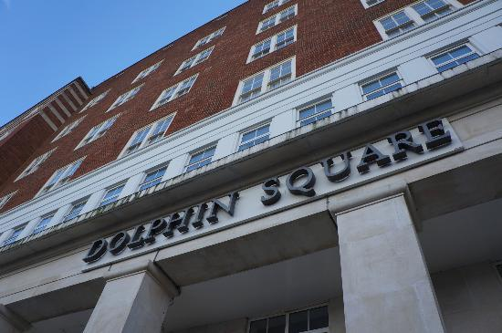 Dolphin House Serviced Apartments: Dolpin Square