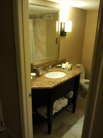 Crowne Plaza Orlando Downtown: Bathroom
