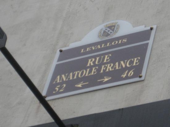 D'Anjou Hotel Paris: 3.10.2012