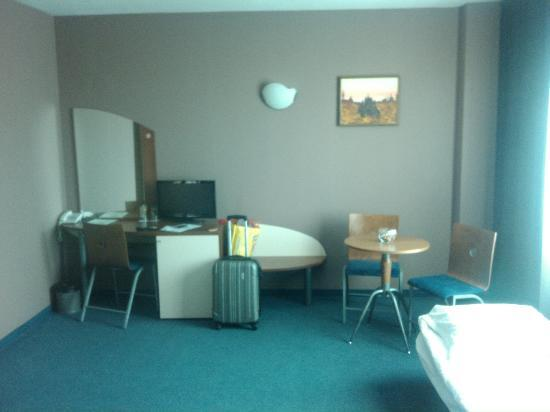 BEST WESTERN Lozenetz Hotel : classic double room with extra bed