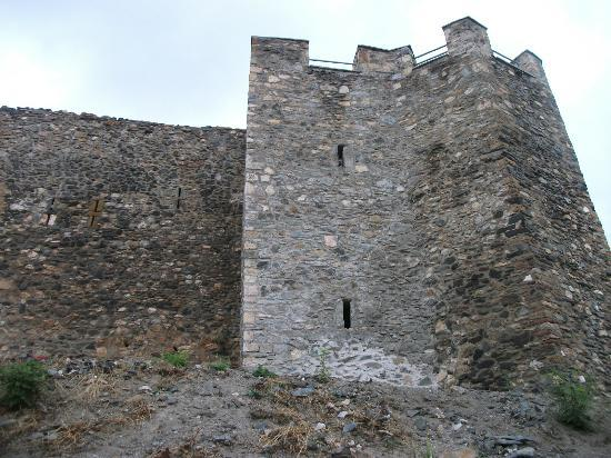Prizren, Kosowo: Part of the walls