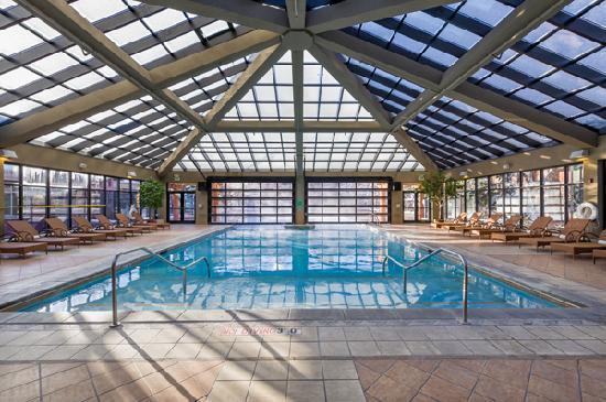 Indoor/Outdoor Pool - Picture of Westgate Park City Resort & Spa ...