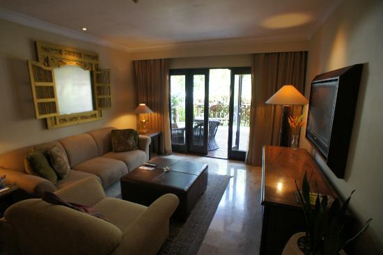 Sheraton Senggigi Beach Resort: Executive suite