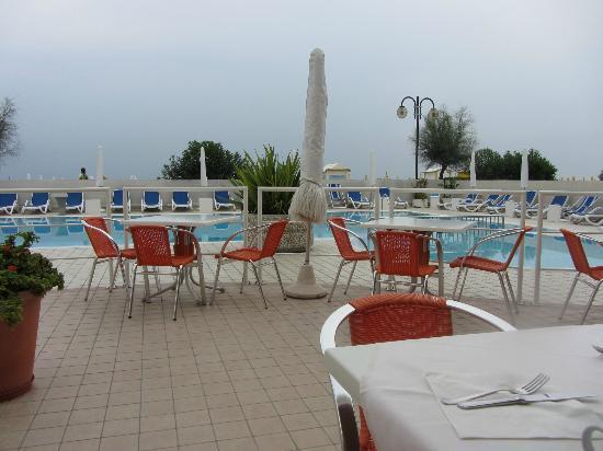 Hotel Condor: terrazza piscina