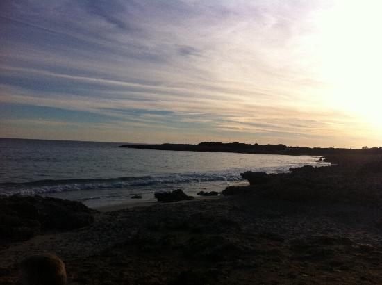Holiday Village Menorca: View from beach near hotel