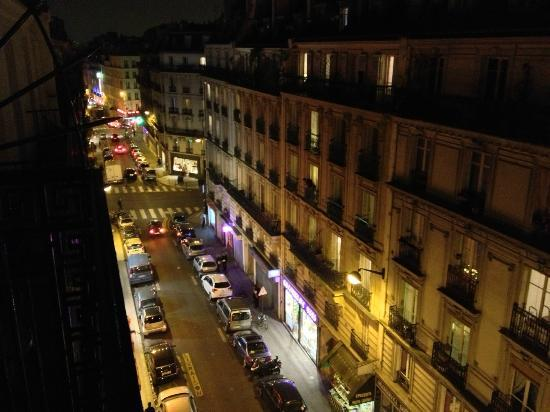 Avenir Hotel: Vista dalla camera