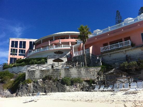 Pompano Beach Club: promontory
