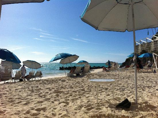 Pompano Beach Club: lazy day at the beach