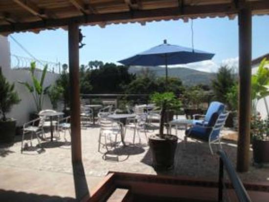 Hotel El Andariego: Terraza del hotel