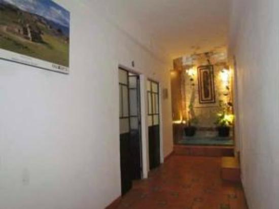 Hotel El Andariego: Pasillo del hotel