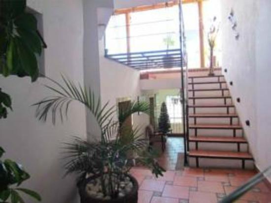 Hotel El Andariego: Escaleras del hotel