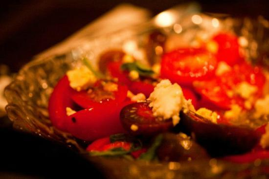 Herbert Samuel: Tomato salad (7.5/10)