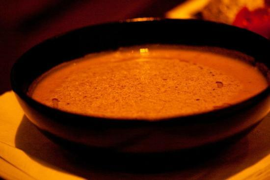 Herbert Samuel: Chestnut truffle soup (8/10)