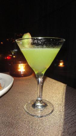 Manyalee STK House: Martini de Kiwi