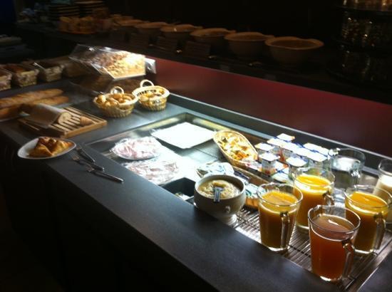 Le Relais du Ried Hotel - Restaurant et Spa: colazione