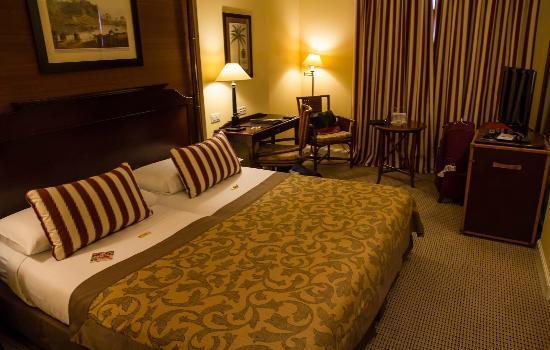 Hotel Kipling - Manotel Geneva: Perfectly adequate room