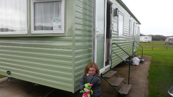 Parkdean - Mullion Holiday Park: Our caravan