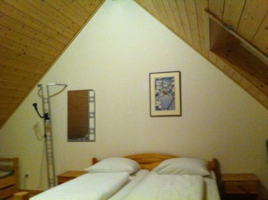 Elzpark: mansarda, camera al piano superiore