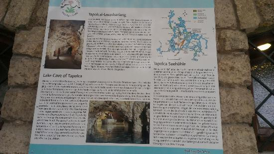 Lake Cave: Cave Description