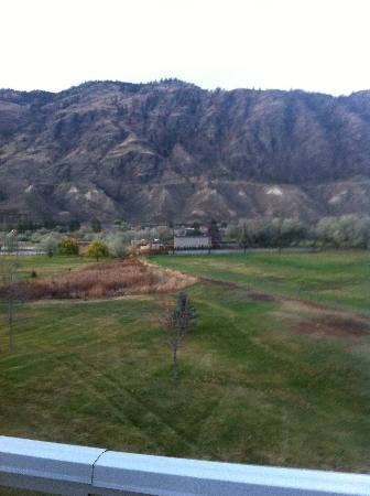 South Thompson Inn & Conference Center: The view from my room