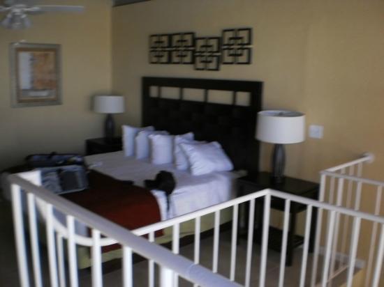 Elysian Beach Resort: master bedroom