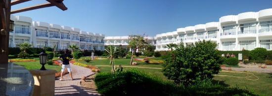 Veraclub Queen Sharm: View Hall e ristorante