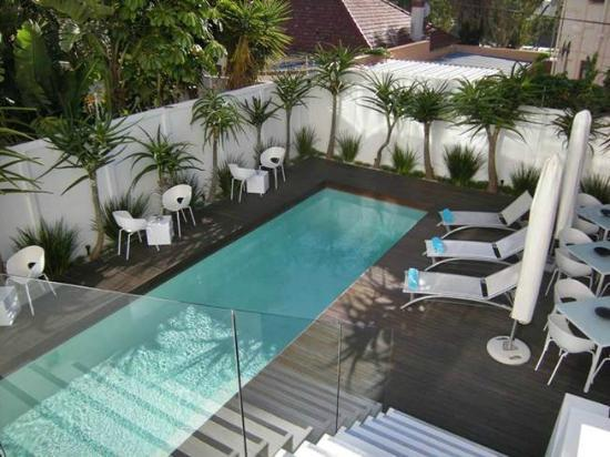 Villa Zest Boutique Hotel: The pool