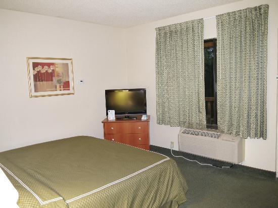 Comfort Suites at Sabino Canyon: Hotellrum
