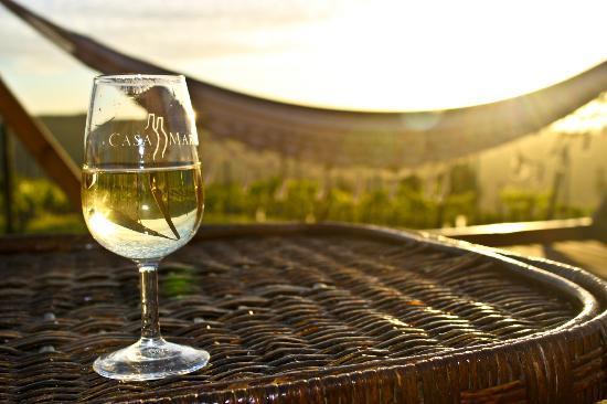 Vina Casa Marin Winery: Casa Marin B&B