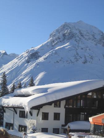 Hotel Cresta in Oberlech