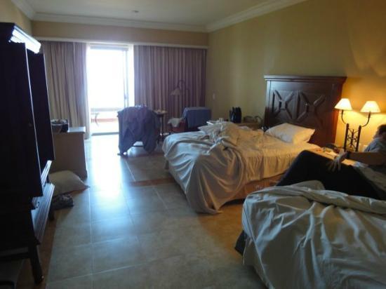 Pueblo Bonito Sunset Beach Golf Spa Resort Junior Suite With 2 Doubles