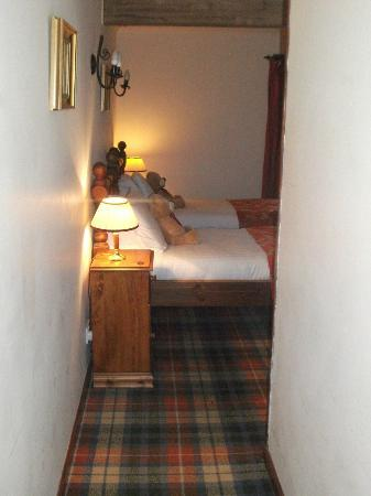 The Village Inn : Bedroom