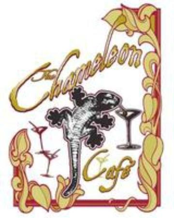 Chameleon Cafe: logo