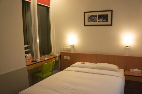 Ibis Hong Kong North Point: コンパクトで清潔な部屋