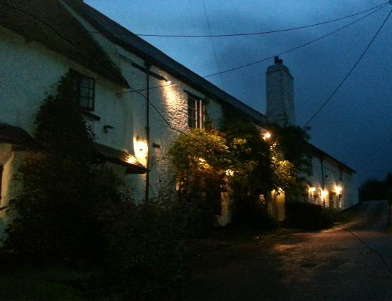 Old Church House Inn: Inn on arrival