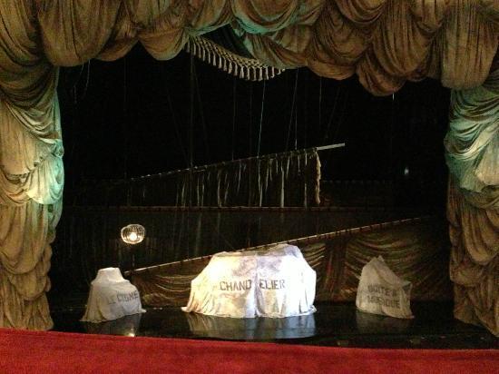 Phantom of The Opera London : 舞台