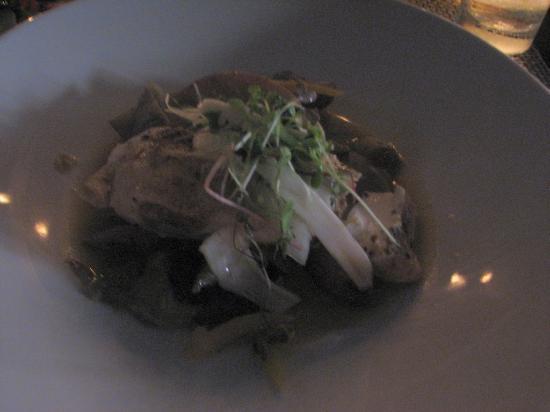 Tutto Il Giorno: Oven Roasted Halibut with Artichokes and Potatoes