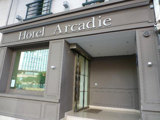 Arcadie Montparnasse: Hôtel